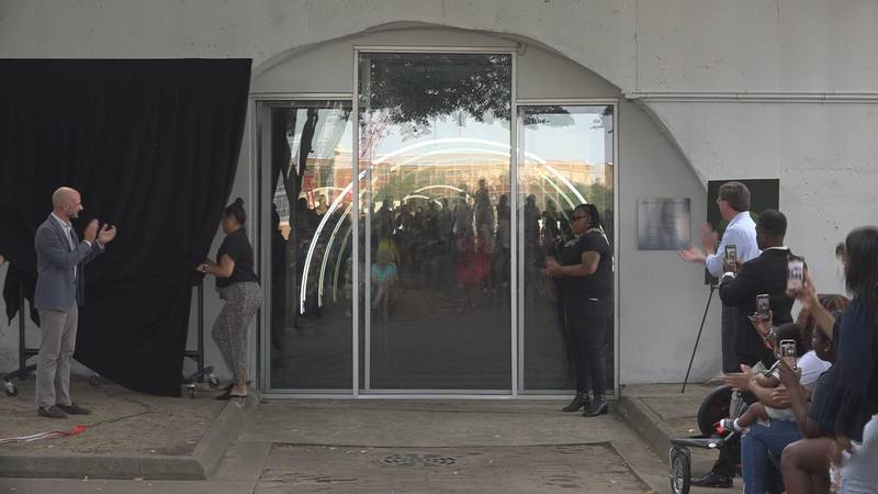 Grand Opening for New Art Installation in South Bend