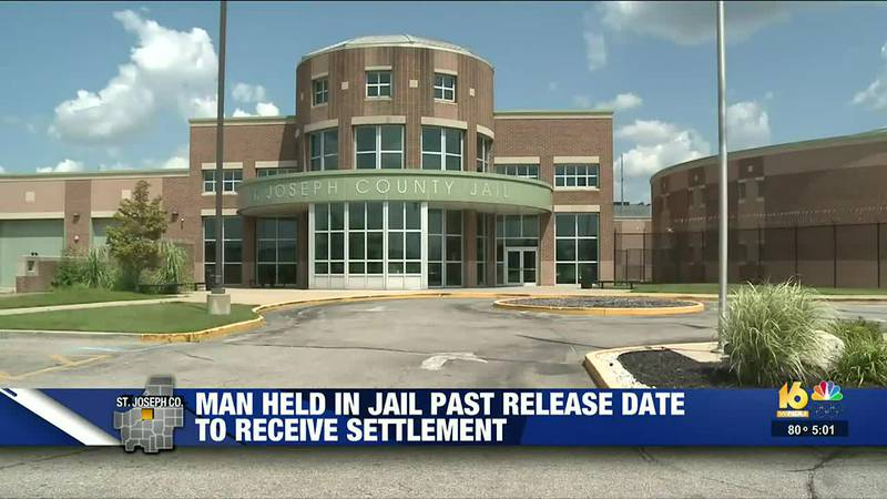 Cash for two SJC inmates who served extra time