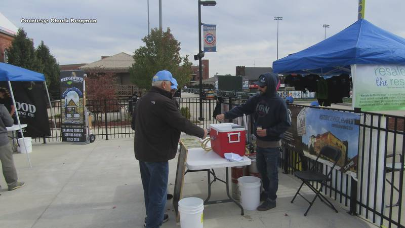 The home of the South Bend Cubs gave its best Octoberfest impression from 2:00-5:00 P.M. on...