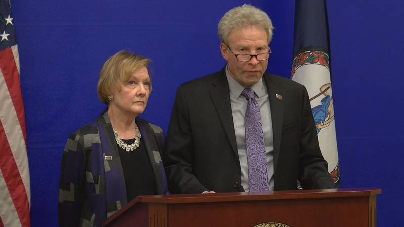 Barbara and Andy Parker are parents of murdered journalist Alison Parker. The family is asking...
