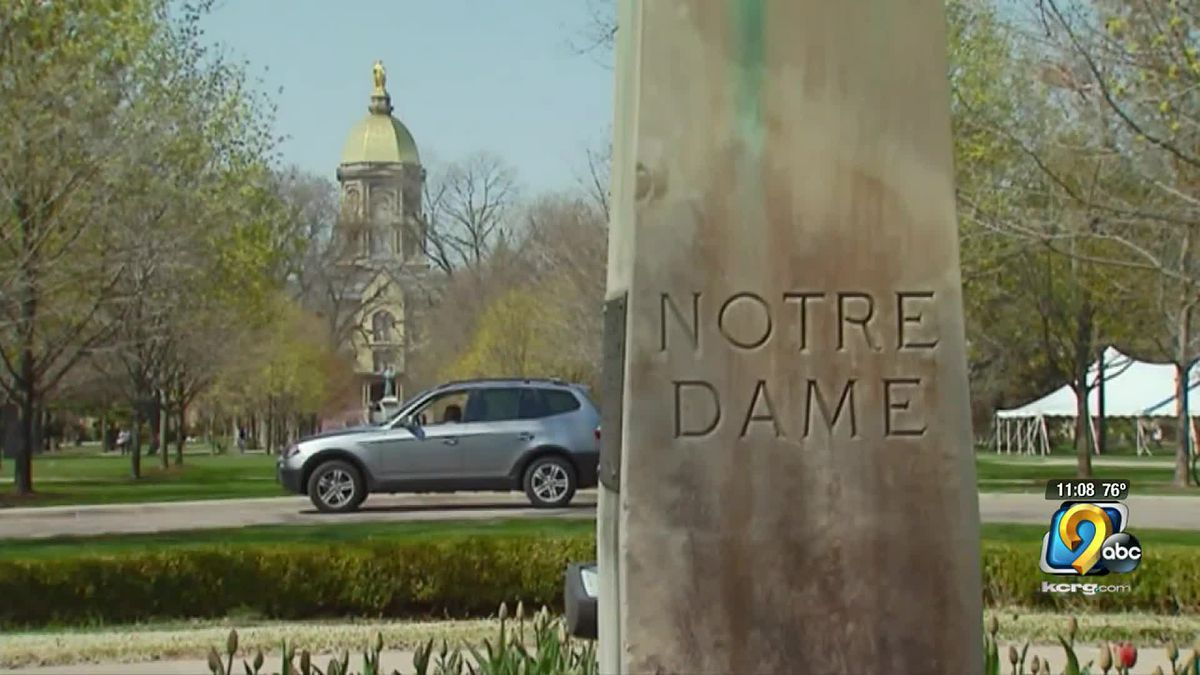 Notre Dame reports 4 more coronavirus cases