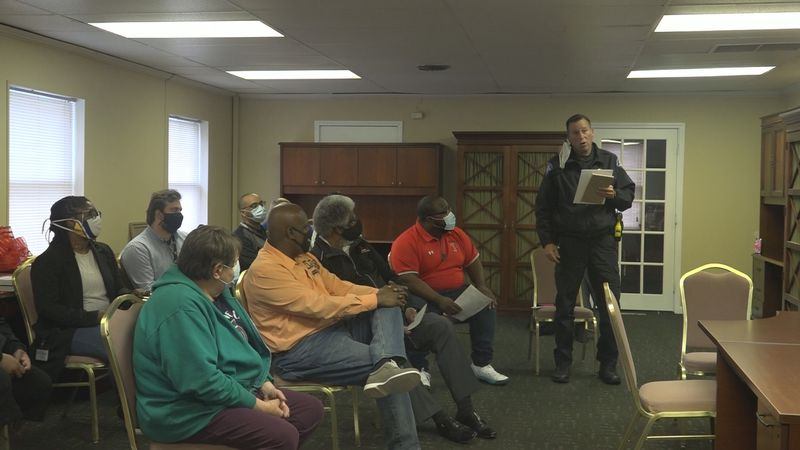 Thursday night, a town hall meeting was held to stop the violence in South Bend.