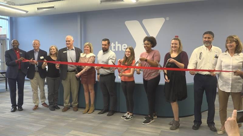 Ribbon cutting, facility expansion for Niles-Buchanan YMCA