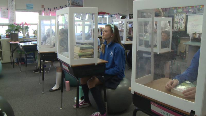 There's a 5th grader in Plymouth who's turned her entire class into readers.