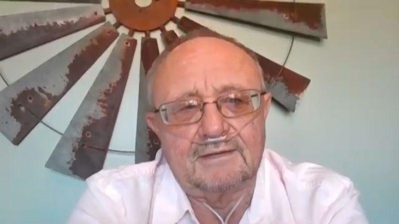 Local farmer battles COVID and pneumonia