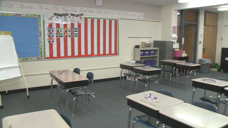 South Bend Community School Corporation students are back in the classroom for the first time...
