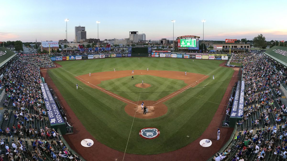 Photo from the South Bend Cubs