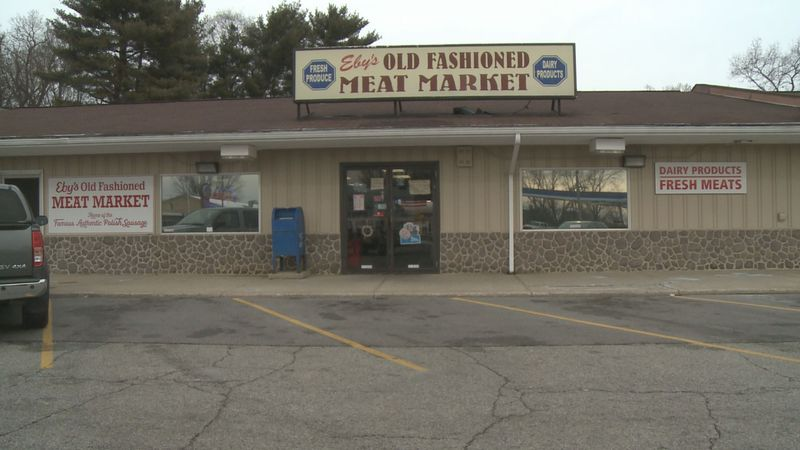 Food insecurity isn't something that's going away anytime soon so the owner at Eby's Old...