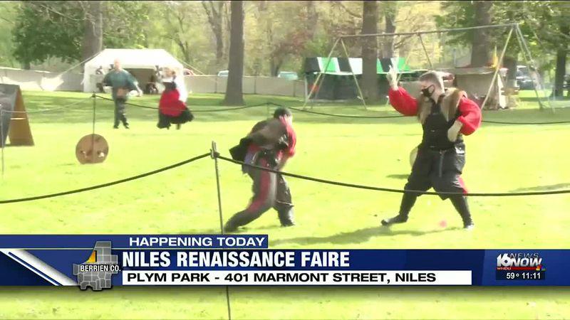 Niles holding third annual Renaissance Faire