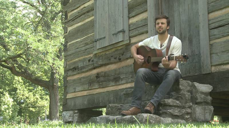 """Singer-songwriter David Jameson releases new single """"25 to Life."""""""