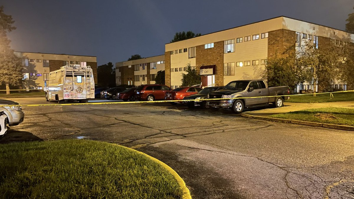 Woman seriously injured after shooting incident