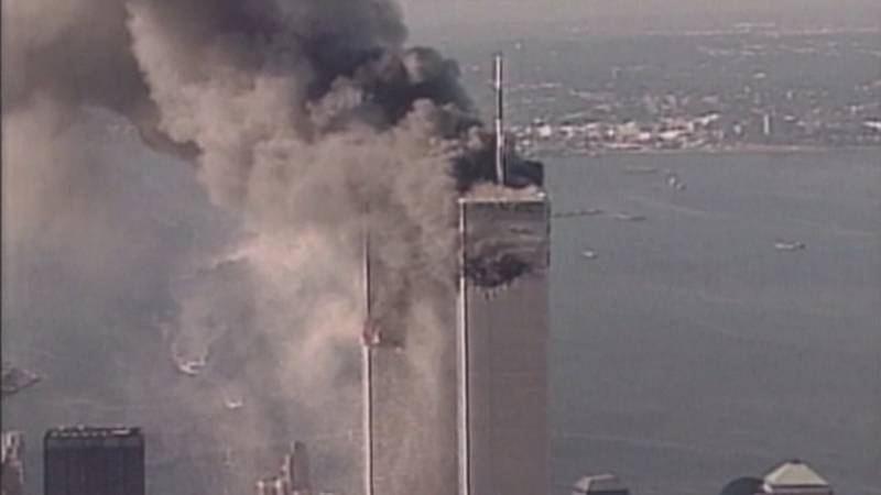 Local 9/11 witness recounts experience