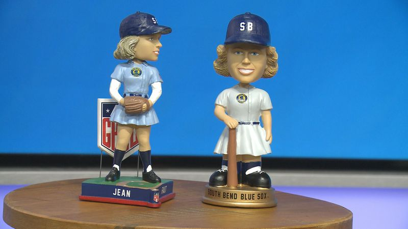 The National Bobblehead Hall of Fame and Museum released two limited-edition bobbleheads of...