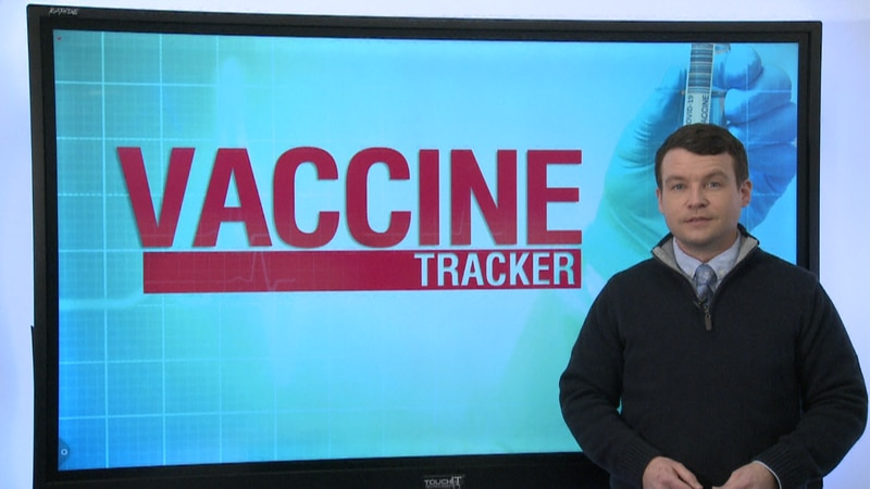 We're hearing from local health officials on Indiana looking to expand vaccine eligibility at...