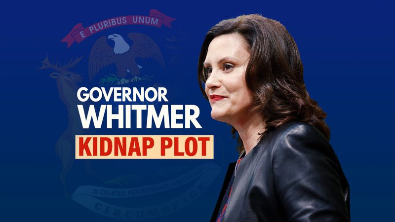 13 people were arrested following an FBI investigation that uncovered a plot to kidnap Michigan...