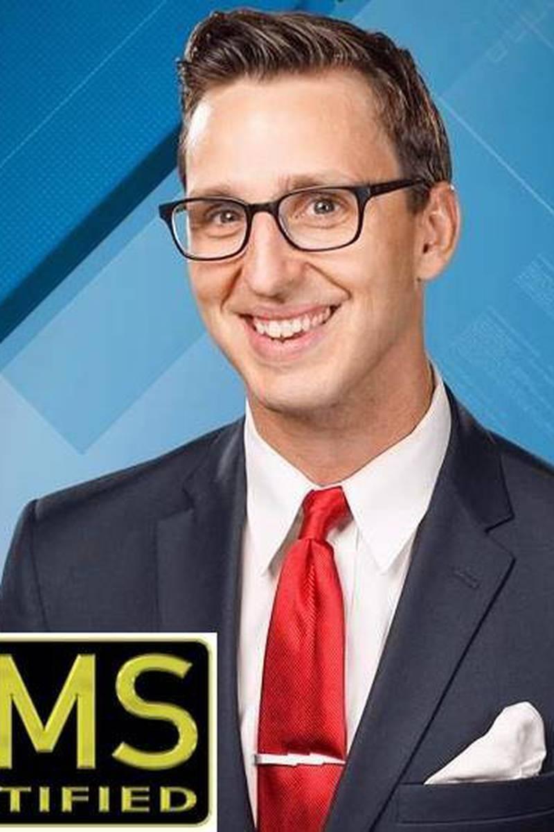 Headshot of Matt Engelbrecht, Meteorologist