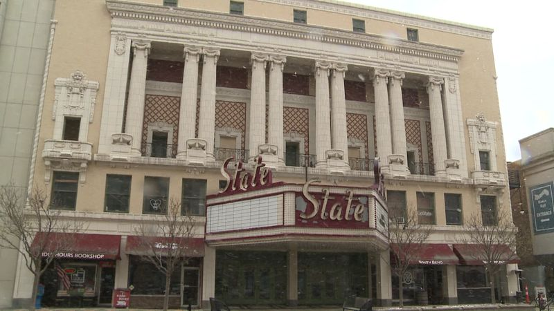 The owners of the State Theater in South Bend were today fined $10,000 for failing to maintain...