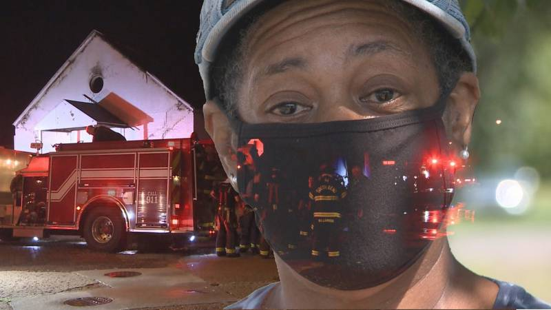 Fire investigators say the New Jerusalem Missionary Baptist Church caught fire just before 10...