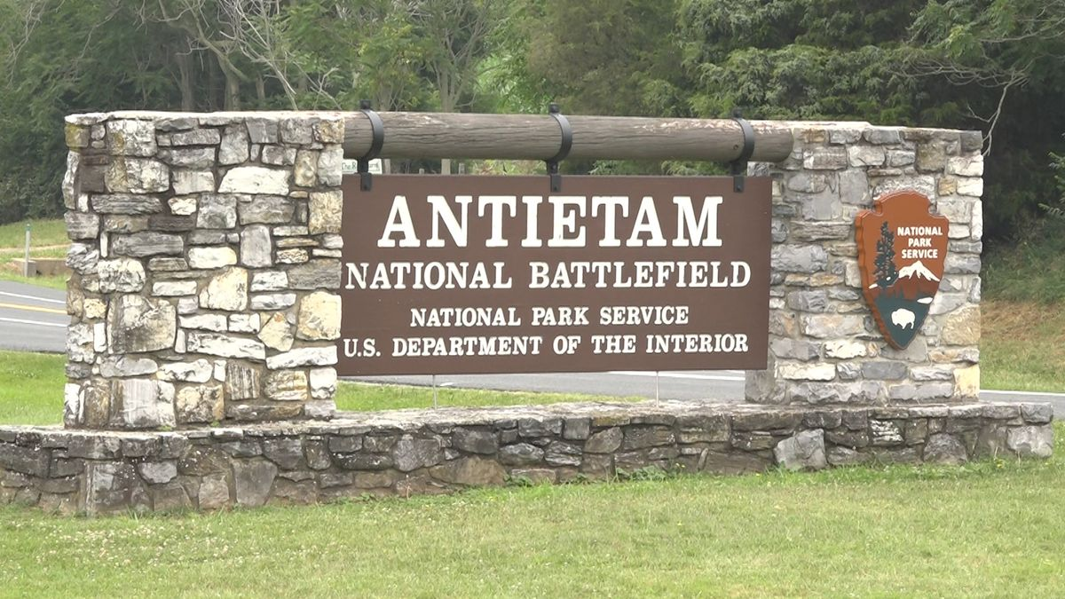 Discovering an Unknown Burial Site at Antietam : War Department
