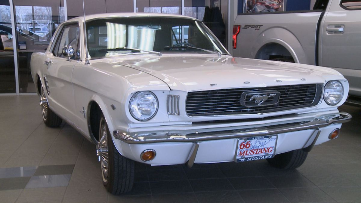 Amazing Condition 1966 Ford Mustang Hits The Sales Floor In Niles