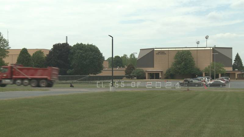 Parents received a letter saying a Jimtown High School employee resigned after administrators...