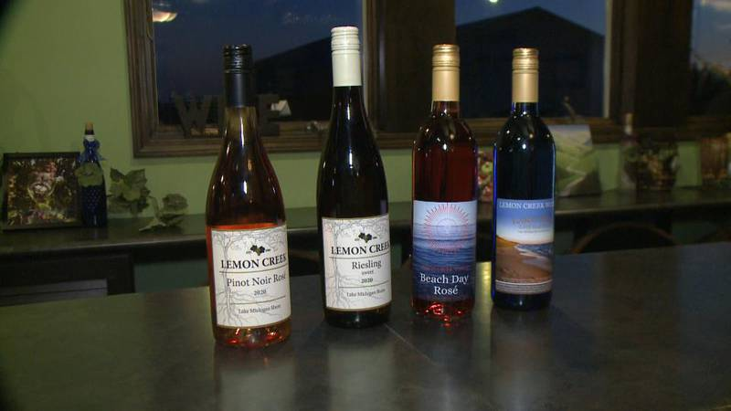 A local winery is celebrating the new month with a series of events.