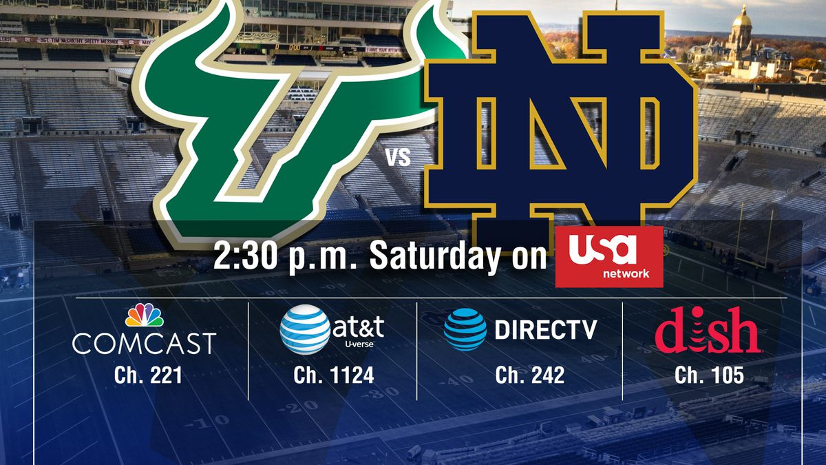 South Florida vs Notre Dame