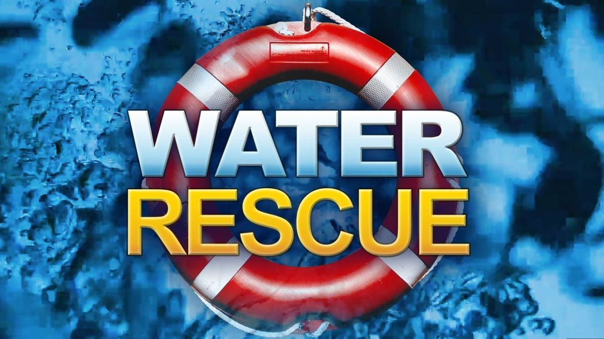 Two boaters rescued in the Copper Country, after one falls overboard