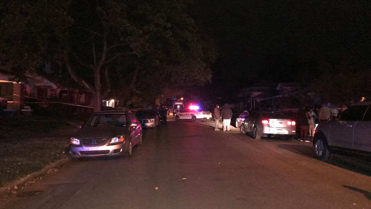 St. Joseph County Metro Homicide is investigating a shooting in South Bend