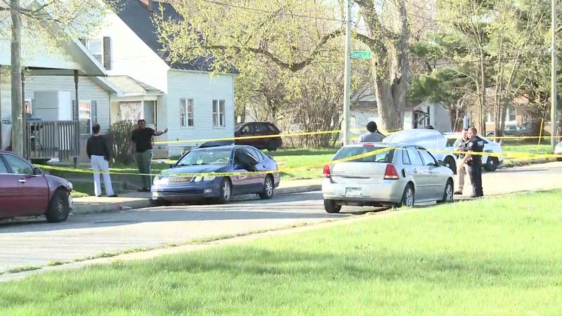 South Bend police are investigating a second late afternoon shooting.