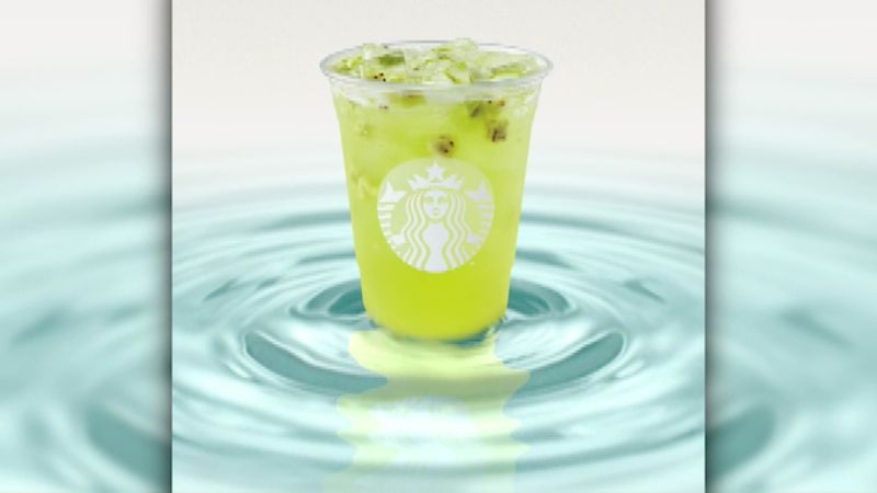 Starbucks is adding two new tropical green drinks to the menu permanently, after launching the...