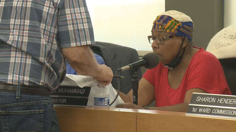 One city commissioner had questions as to why they haven't opened their doors for medical...