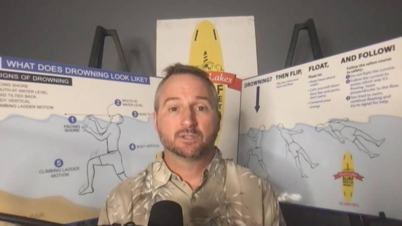 A non-profit aimed at saving lives and raising water safety awareness along the Great Lakes has...