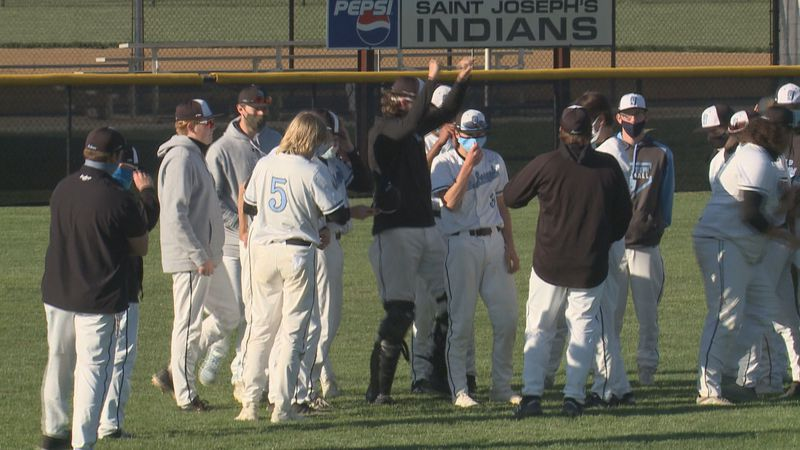 South Bend St. Joseph defeated Riley 11-1 Wednesday afternoon in a NIC matchup at St. Patrick's...