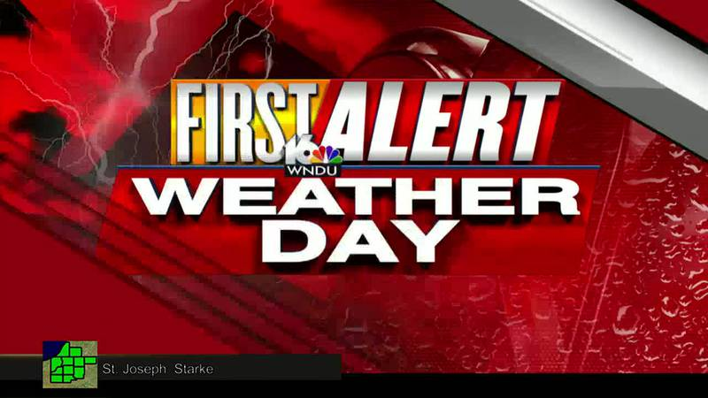 First Alert Day continues tonight through Monday as our soaking rain continues. Heavy rain is...