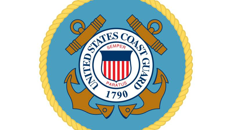 The U.S. Coast Guard is responding to an emergency alert from a sightseeing plane in the area...