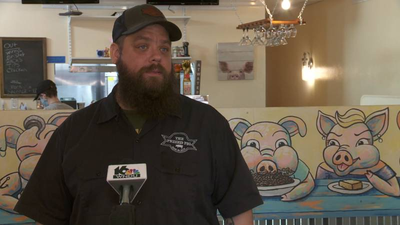 There seems to be no shortage of shortages as Michiana restaurants try to bounce back from the...