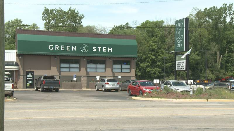 Green Stem customers will see on the bottom of their receipts some discounts to some...