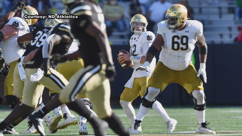 Notre Dame improved to 6-0 on the year with the 31-13 win over Georgia Tech Saturday night....
