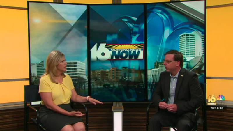 South Bend Mayor James Mueller sits down with 16 Morning News Now ahead of his State of the...