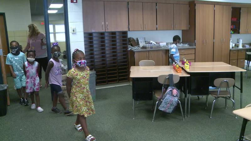 The grant will be used to help childcare programs across the St. Joseph County.