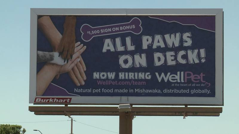 A Mishawaka pet food maker is handing out raises of $2 and $3 an hour to every employee in the...