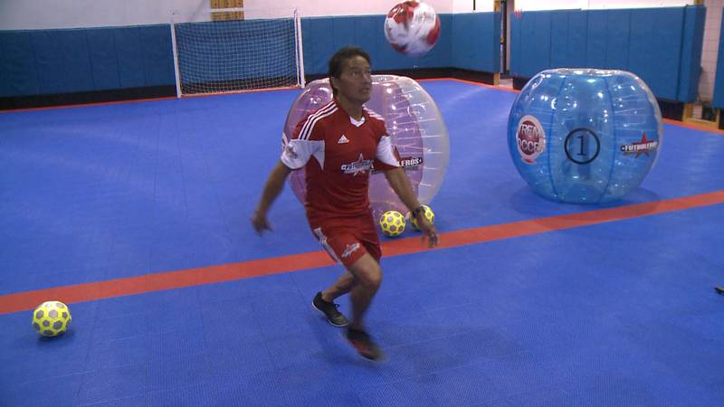 Grass, sand and indoor soccer camps will be offered at various locations.