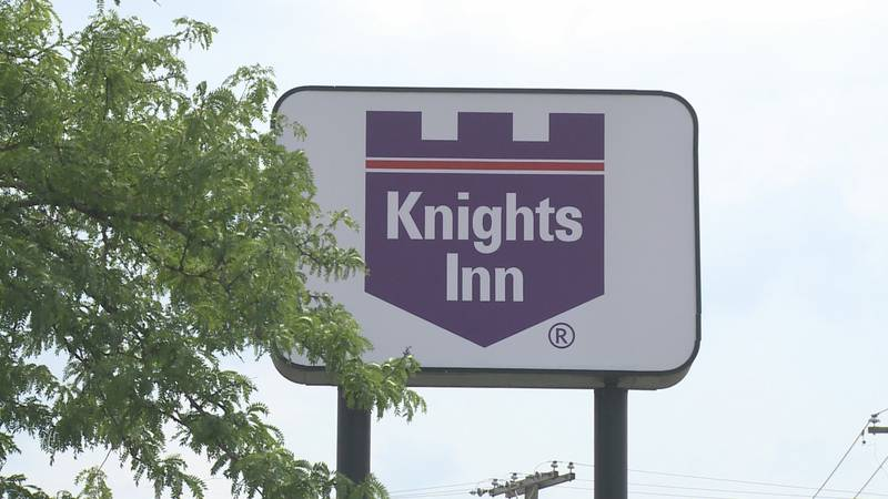 The Motels4Now program has been operating at Knights Inn since last August.