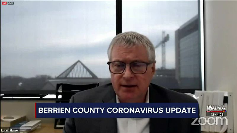 Berrien County health officials developing COVID vaccine distribution strategy