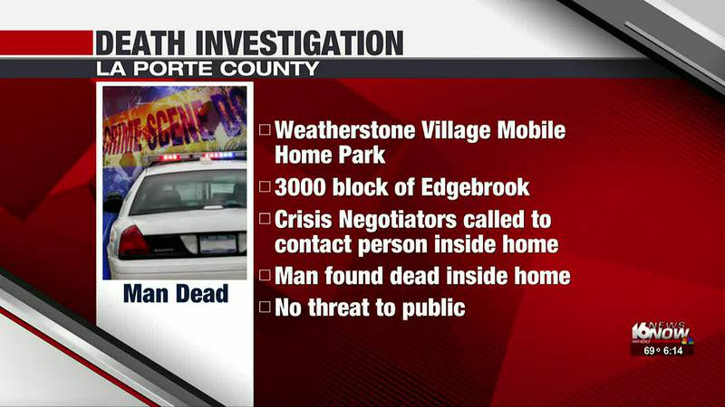 Police were called to a home in the 3000 block of Edgebrook Drive at Weatherstone Village...