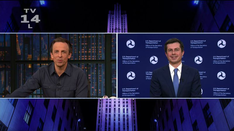 Seth had former South Bend Mayor Pete Buttigieg on the show talking about his new role as...