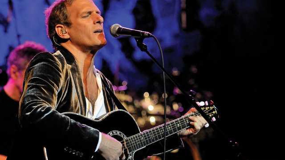 Michael Bolton performs at the Knox Concert Series in Anniston