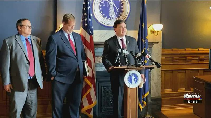 Indiana's Attorney General files a lawsuit against an Indiana company for facilitating robocalls.