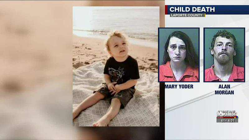 Both parents are back in court Oct. 29. A jury trial has been scheduled for Oct. 2022.